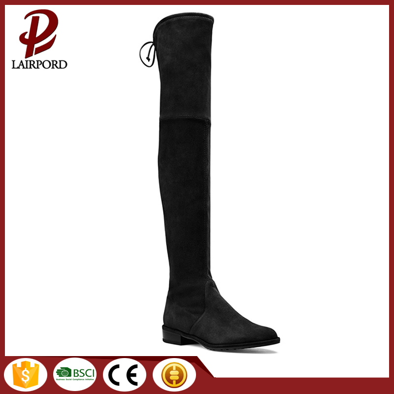 New products low MOQ low price winter boots 2017