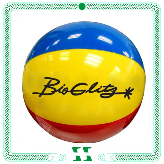 Cheap mini pvc beach ball popping