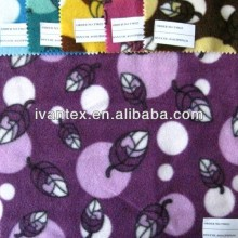 100% POLY POLAR FLEECE PRINT FABRIC