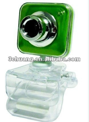 wholesale web camera cute shape friver free PC Camera SC-648