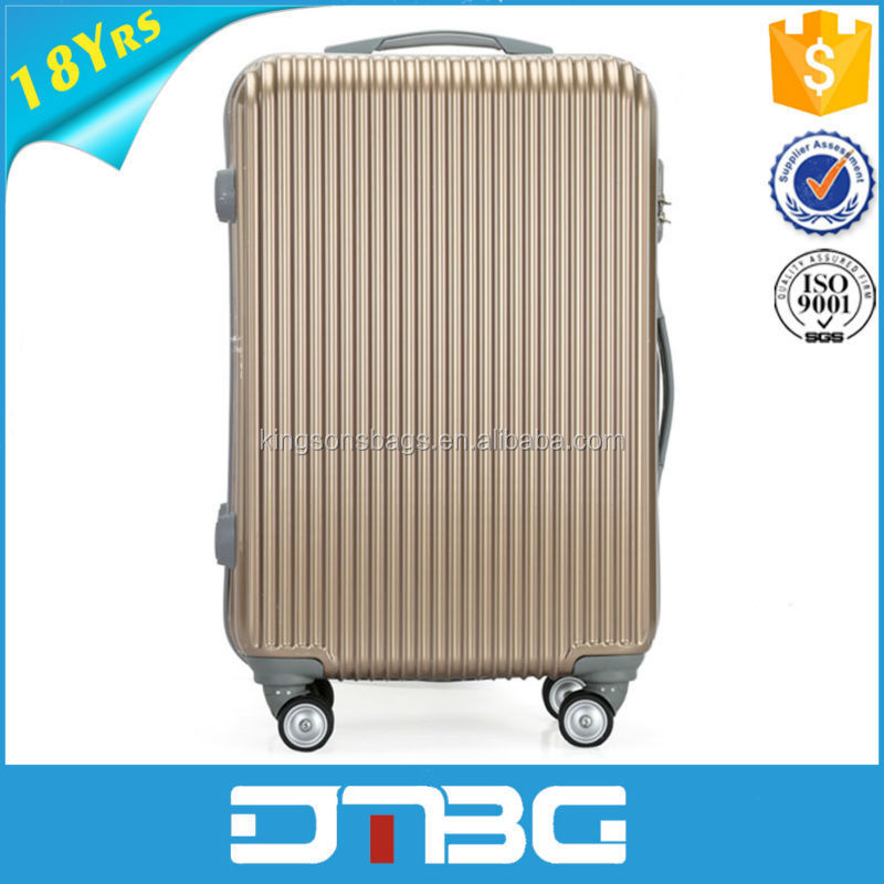 2015 new product excel luggage for sale