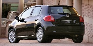 TOYOTA CAR AURIS 1.8 RS
