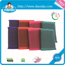 Bulk kitchen scouring pad/stainless steel wire sponge scourer