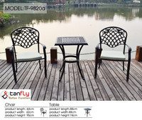 wholesale garden furniture rattan table and chairs