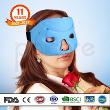 Hot&Cold Pack Hamstring Gel Flower Beads Travel Eye Mask