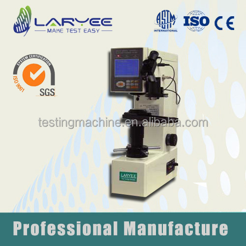 Quality Digital Rockwell Brinell Vickers Hardness Testing Machine