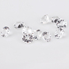 Certificate Available Free samples 1mm to 5mm Round Oval Square trillion cut Mystic white Topaz gemstones rough