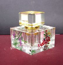 color printing crystal perfume bottle
