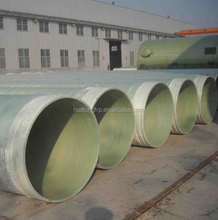 Glass Fiber Reinforced Plastics GRP Sand Filled pipe