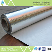 Wholesale China products Aluminum Foil Faced Woven Fabric Wall Insulation
