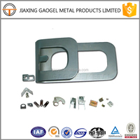 OEM metal fabrication galvanized steel garage door bracket stainless steel stamping auto parts
