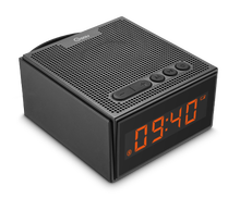 New Product Alarm Clock Portable Wireless Bluetooth Speaker With FM Radio 2017