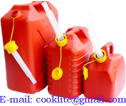 HDPE Gasoline Can