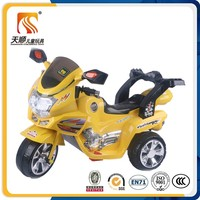 New chinese motorbike toys ride on 3 wheel electric motorbike