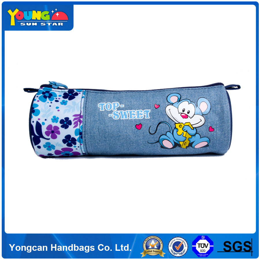 Children Fashion School Pencil Bag and Cheap Pen Pouch
