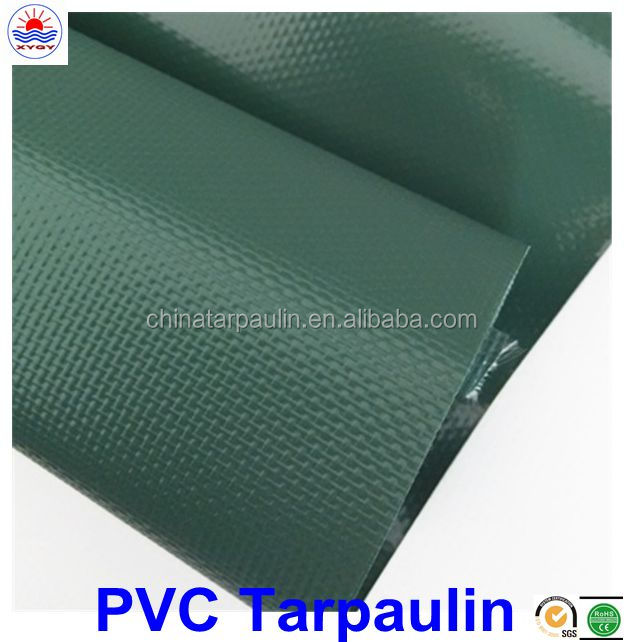 550gsm pvc tarpauline 1000D*1000D 20*20 fabric for trailer covers