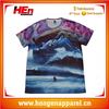HongEn Apparel Sublimation T-Shirt Designs polo t-shirt latest design t-shirt