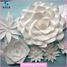 Popular artificial flowers wedding stage decoration (OTAG-39)