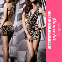 2014 Sexy lady cheap high quality leather lingerie pattern