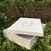 High end box with fancy designs for luxury gift packaging