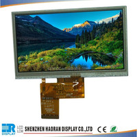 [LCD Distributor] 5 inch 480 x 272 TFT lcd module for cheap price