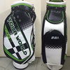 2016 Latest PU Leather China Custom Golf Stand Bag for 12 Clubs Set