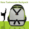 Martial arts equipment taekwondo sports backpack/school bag supplier