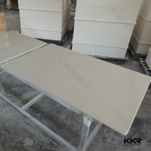 kkr burger king acrylic solid surface table top