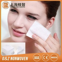 face cleaning wet wipes raw material spunlace nonwoven fabric single pack