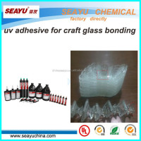 UV3315 -middle viscoisty glass glue