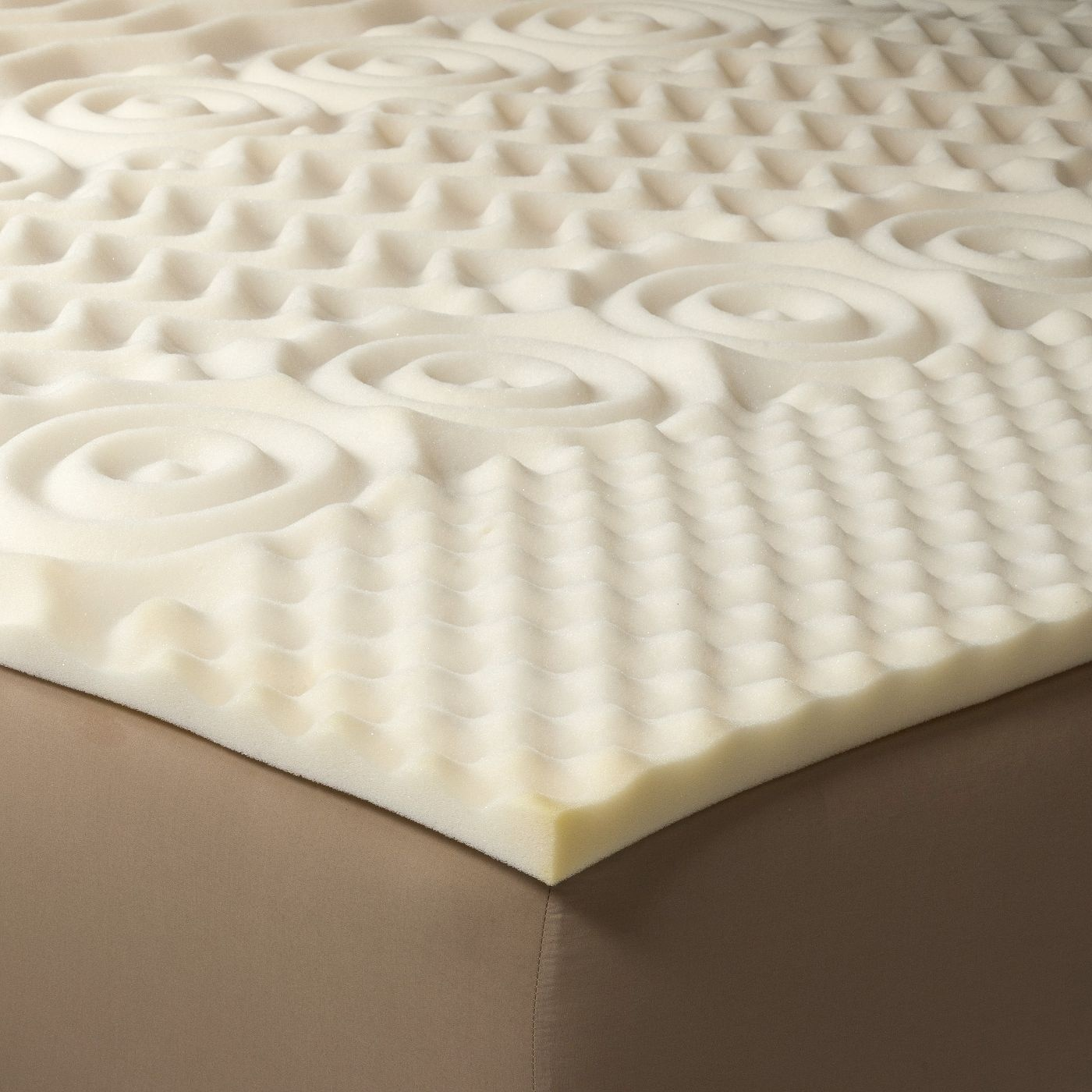 Comfy Foam Hotel Massage Gel Memory Foam Mattress Topper - Jozy Mattress | Jozy.net