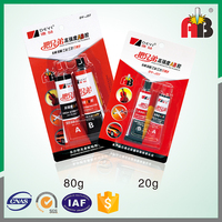 Factory sale various general purpose clear acrylic ab glue