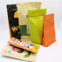 wholesale high quality food grade plastic bags for spice packaging