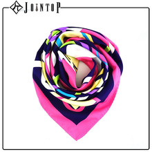 Fashion Best Price Polyester Print Tudung Scarf