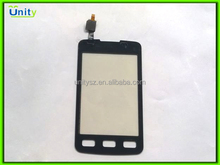 Black touch screen for Samsung galaxy Xcover s5690