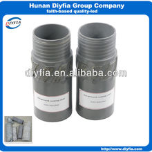BQ, NQ HQ, PQ PCD type Reaming Shell in drilling bit