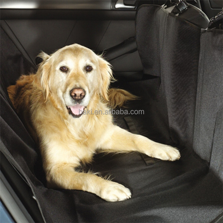 Resistance To Bite Adjustable Waterproof Pet Dog Car Seat Cover