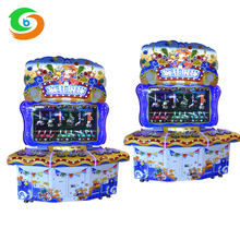 Simulator Crazy Rope Lottery Pat Ticket Vending Machine Coin Operated Redemption Arcade Game Machine