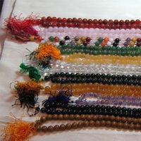 Gemstone Beads & Jaap Malas