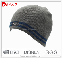 3M Thinsulate lining solid colour men's winter hat