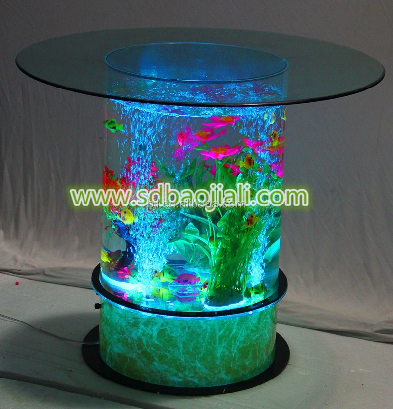 Restaurant LED white acrylic table luxury modern furniture