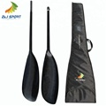 Competitive Carbon Kayak Paddle
