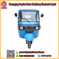 Popular Hot Sale China YANSUMI Electric Trike Scooter, Three Wheel Cabin Motorcycle For Sale, Tricycle Bike
