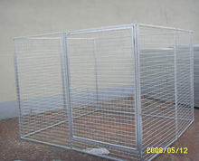 Galvanized Dog Kennel Outdoor Dog Kennel Fence Panel for sale