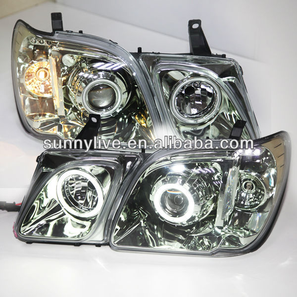 For Lexus LX470 LED Head Lamp 1998-2007 year V1