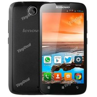 "LENOVO A560 5"" TFT Snapdragon MSM8212 Quad-core Android 4.3 3G Phone 512MB RAM 4GB ROM Google Play Store FM"