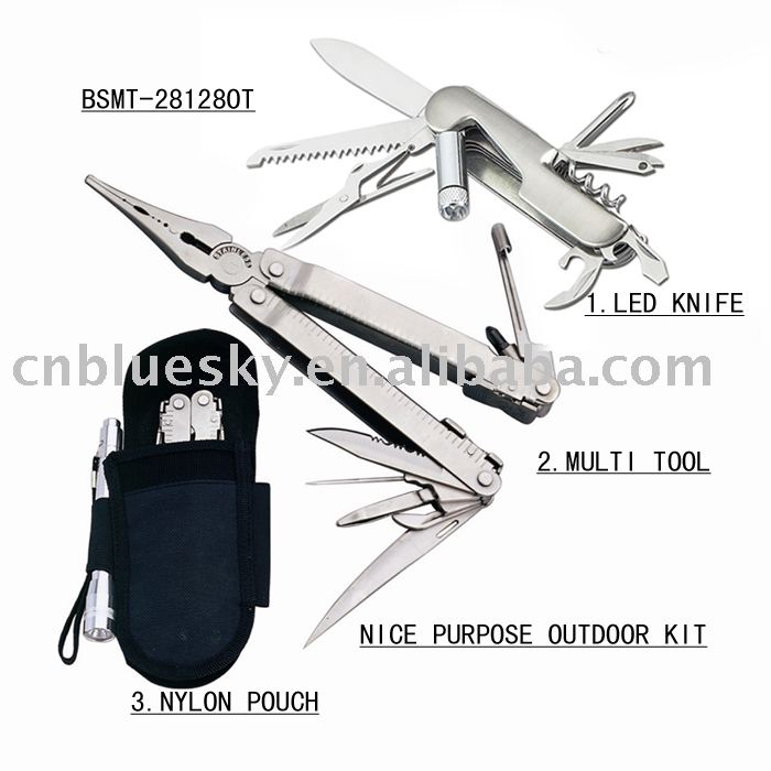 Multi tool/pliers/utility knife/pocket knife