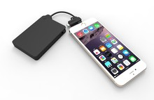 Hot selling E4000 Esorun High quality power bank for iphone MFI APPROVED