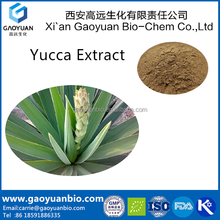 Feed Additive Pure yucca tree Schidigera Extract powder , sarsapogien