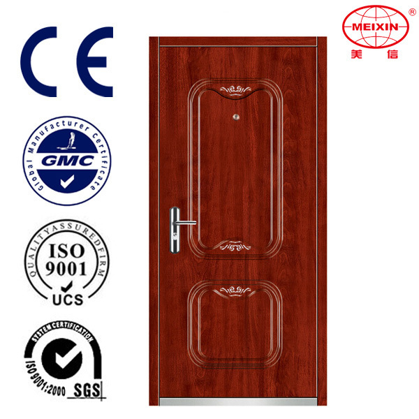 Modern House Buildng Material Cheap Industrial Residential Steel Door